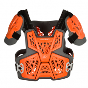 Acerbis Gravity Roost Orange Body Armour