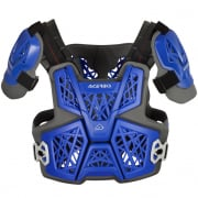 Acerbis Gravity Roost Blue Body Armour