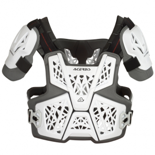 Acerbis Gravity Roost White Body Armour