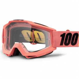 100% Accuri Rogen Clear Lens Goggles