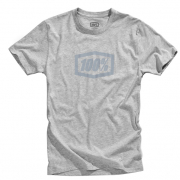100% Essential Tech Light Grey T Shirt