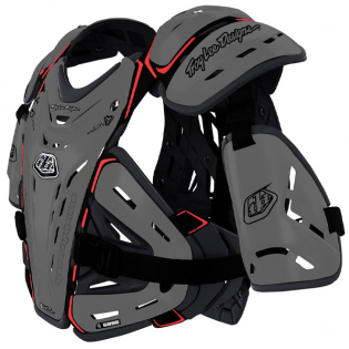 Troy Lee Designs 5955 Grey Chest Protector