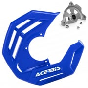 Acerbis X-Future Blue Front Disc Protector - Incl Mount