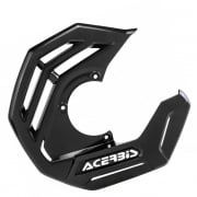 Acerbis X-Future Black Front Disc Protector - Cover Only