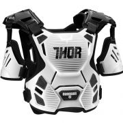 Thor Youth Guardian White Body Protection