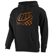 Troy Lee Designs Precision 2.0 Checker Black Hoodie