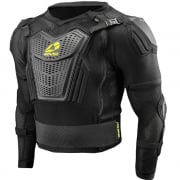 EVS Kids Comp Suit Black Armour