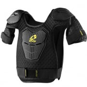 EVS Kids Bantam Black Roost Guard