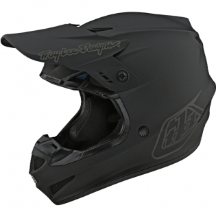 Troy Lee Designs Kids GP Mono Black Helmet