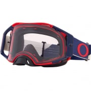 Oakley Airbrake Heritage B1B Red Navy Prizm Low Light MX Goggles