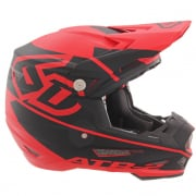 6D ATR-2 Core Red Black Helmet