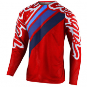 Troy Lee Designs SE Pro Air Seca 2 Red Jersey