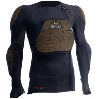 Forcefield Pro Shirt X-V 2 Air Body Armour - Black