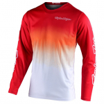 Troy Lee Designs GP Staind Red White Jersey