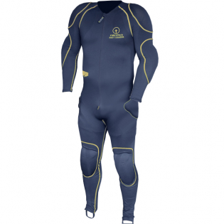 Forcefield Sport Suit CE1 Full Body Armour - Blue Yellow