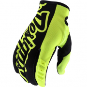 Troy Lee Designs GP Kids Flo Yellow Gloves