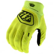 Troy Lee Designs Air Kids Flo Yellow Gloves