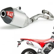 Yoshimura RS4 Stainless System - Honda CRF 450 L 2019-Current