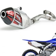 Yoshimura RS4 Stainless System - Yamaha YZF 450 2020-Current