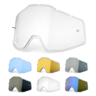 100% Goggle Lenses - Plus Injected Lens