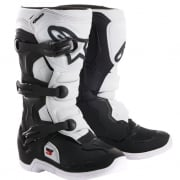 Alpinestars Youth Boots Tech 3S - Black White