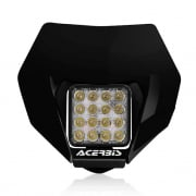 Acerbis KTM Black VSL LED Headlight Universal Fit