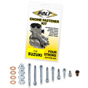 Bolt Hardware Suzuki 4 Stroke Engine Fastener Kit