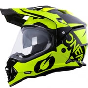 ONeal Sierra 2 R Neon Yellow Adventure Helmet