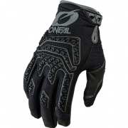 ONeal Sniper Elite Black Grey Motocross Gloves