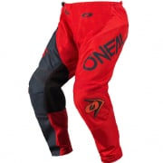 ONeal Element Racewear Red Grey Pants