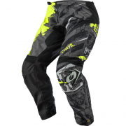 ONeal Element Ride Black Neon Yellow Pants