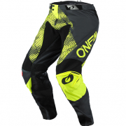 ONeal Mayhem Covert Charcoal Neon Yellow Pants