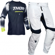 Thor Pulse Air Rad Midnight Blue White Kit Combo