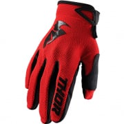 Thor Kids Sector Red Gloves