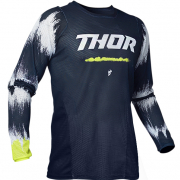 Thor Pulse Air Rad Midnight Blue White Jersey