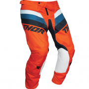 Thor Kids Pulse Racer Orange Midnight Pants