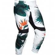 Thor Kids Pulse Tropix Black White Pants