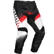Thor Kids Sector Vapor Red Black Pants