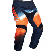 Thor Kids Sector Vapor Orange Midnight Pants
