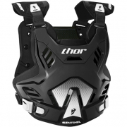 Thor Sentinel GP Black White Body Armour