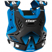 Thor Sentinel GP Black Blue Body Armour