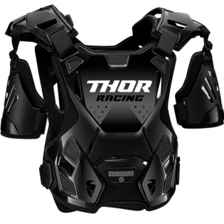 Thor Guardian Black Body Protector