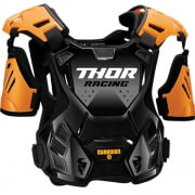 Thor Guardian Black Orange Body Protector