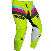 Thor Kids Pulse Racer Acid Black Pants