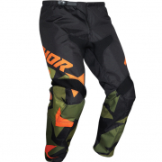 Thor Kids Sector Warship Green Orange Pants