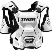 Thor Youth Guardian White Black Body Protection