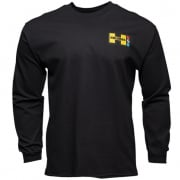 Thor Big H Black Long Sleeve Shirt