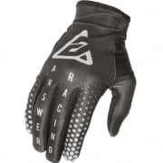 Answer AR-1 Swish Black Nickle Charcoal Gloves