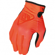 Answer AR-1 Change Flo Red Gloves