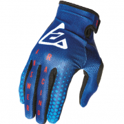 Answer AR-1 Kids Swish Pro Blue Astana Red Gloves